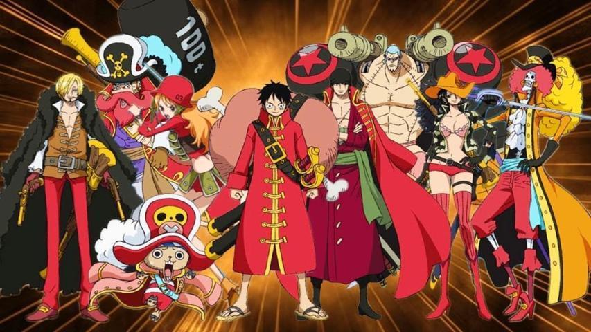Film One Piece The Movie Terbaik yang Paling Seru Dinonton