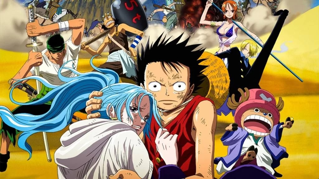 5 Anime Indo One Piece yang Paling Seru