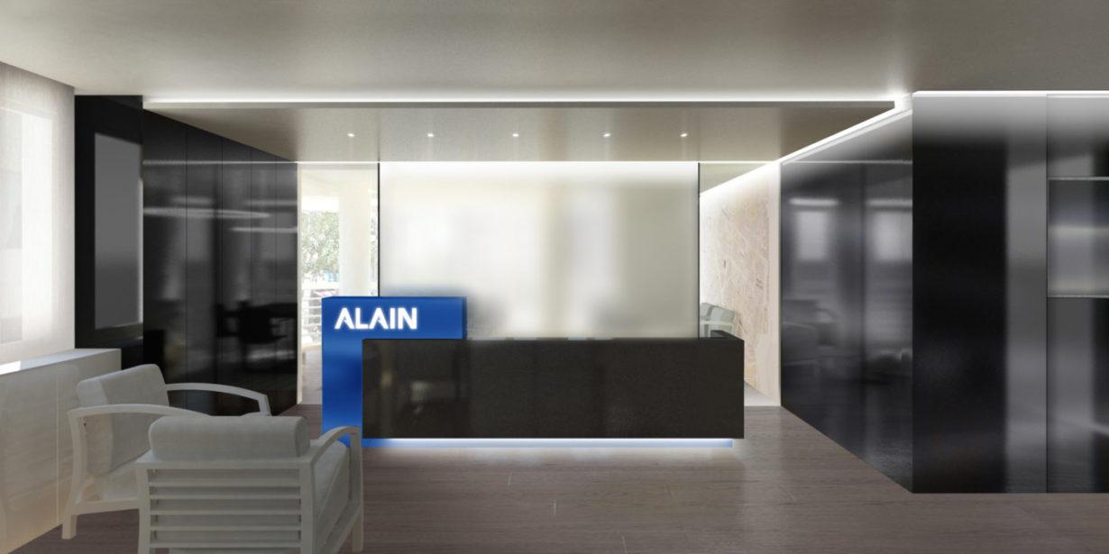 Nuevo Proyecto  Oficinas Consultora Inmobiliaria Alain