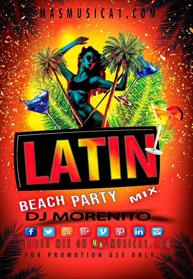 Latin Beach Party Mix