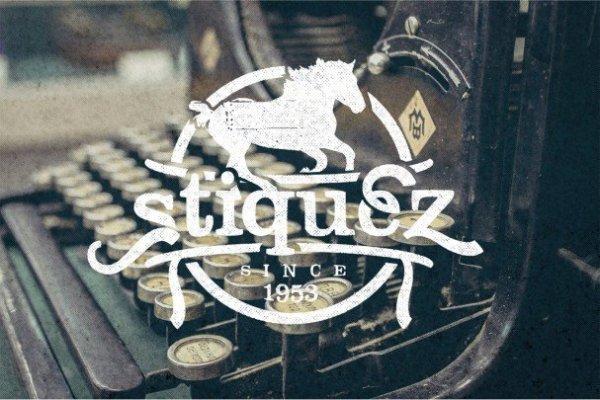 font tipografi - Font Stiquez