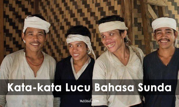 kata kata lucu bahasa sunda campur indo