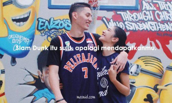 kata romantis anak basket