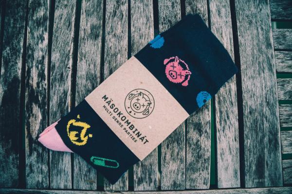 masokombinat socks navy