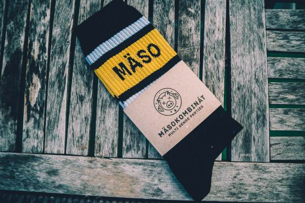 masokombinat socks black