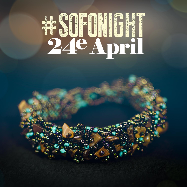 #SoFoNight i Stockholm 24 april 2014
