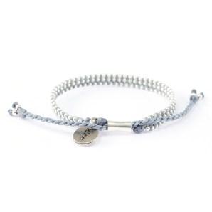 armband, blå, Fair Trade, Guatemala, hantverk, kyss, P.S., silver, smycke, Wakami