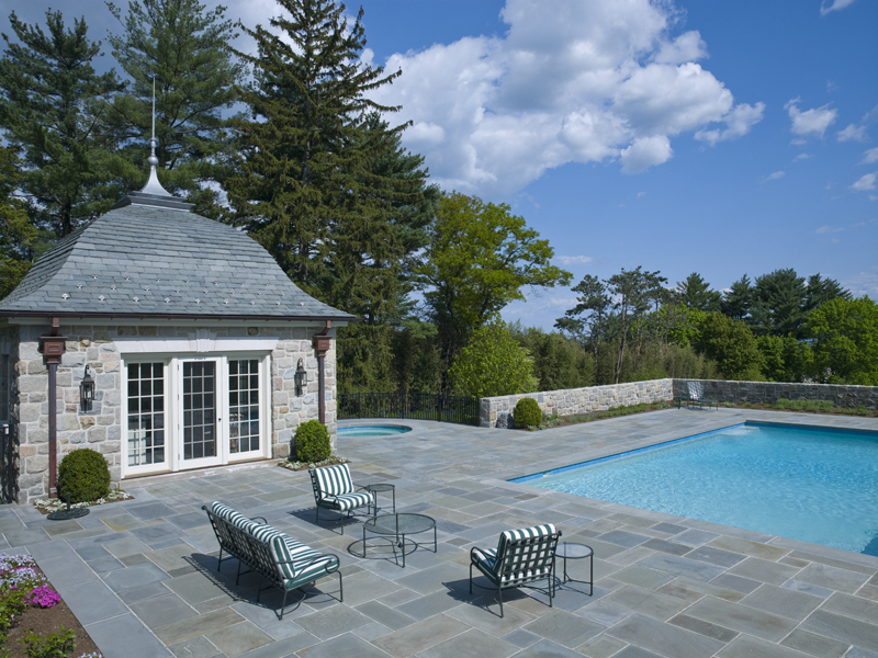 Selection Of Pools, Patios, And More