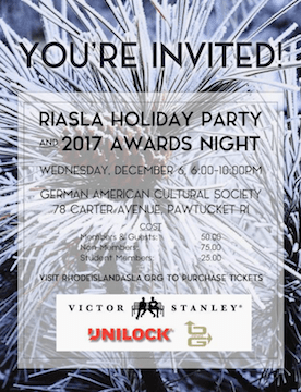 RIASLA Holiday Party