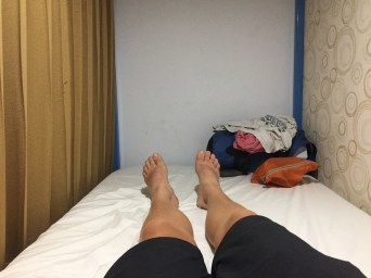 having a bit of privacy in a dorm room is great