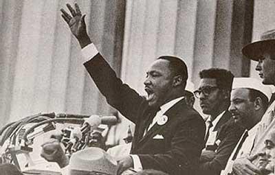 I have a dream, yo tuve un sueño