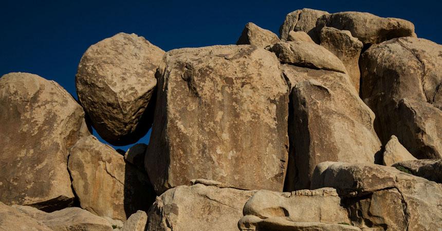 las piedras brutas