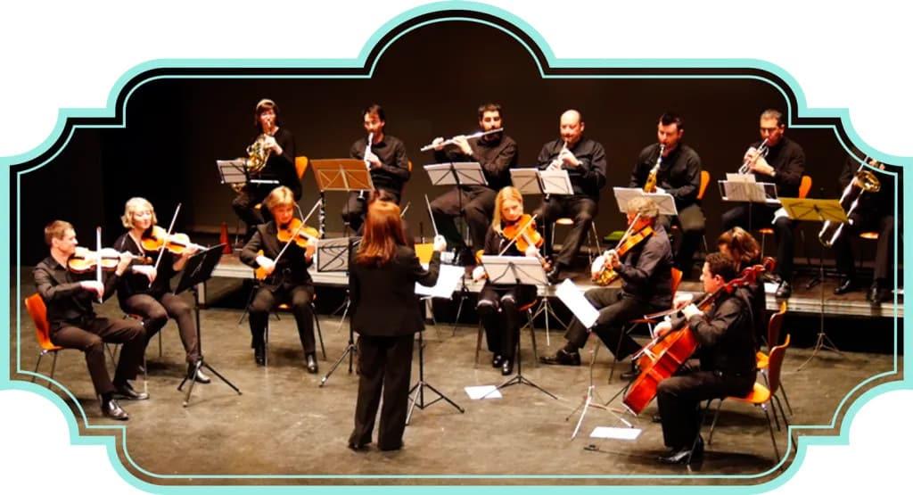 Orquesta Maria Deraismes