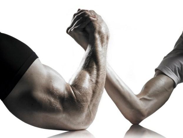 mason woodruff arm wrestling