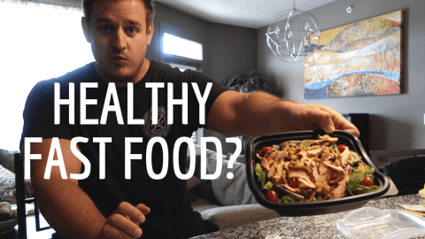 healthy fast food and how to make better nutrition choices at restaurants