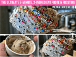 macro friendly protein frosting recipe