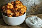 high protein cauliflower buffalo wings recipe