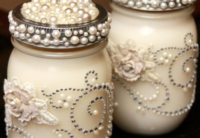 Mason Jar Crafts Diy Projects For Adorable And Rustic
