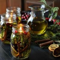 How to Make a Mason Jar Oil Lamp - Mason Jar Crafts