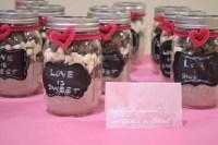Simple DIY Mason Jar Bridal Shower Favors - Mason Jar Crafts