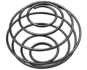 Wire whisk blender shaker ball