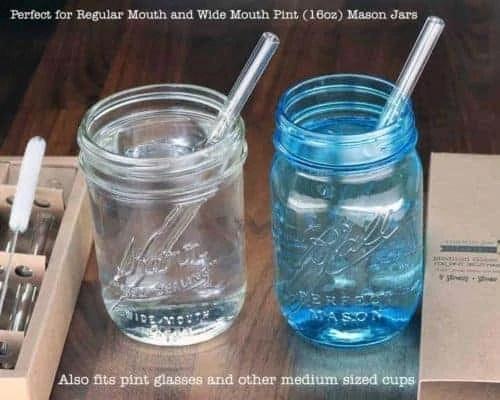 mjl-glass-straws-pint-16oz-mason-jars-7.25-inches-9mm-4-pack-cleaner-box