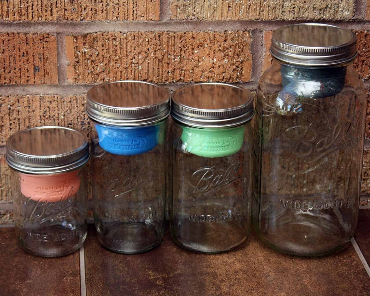 Divider Cup For Wide Mouth Mason Jars