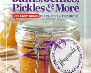 Taste of Home James, Jellies, Pickles & More book