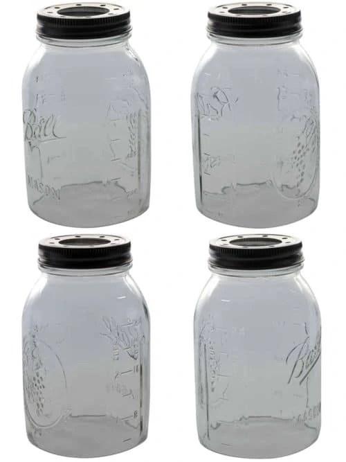 hand-cut-open-bottom-ball-mason-jar-regular-mouth-quart-four-views-lighting-lid
