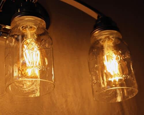 open-cut-bottom-ball-mason-jar-quart-regular-mouth-light-lid-edison-bulb-fixture-on