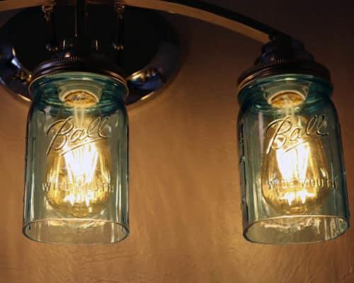 open-cut-bottom-blue-elite-ball-mason-jar-quart-wide-mouth-light-lid-edison-bulb-fixture-on
