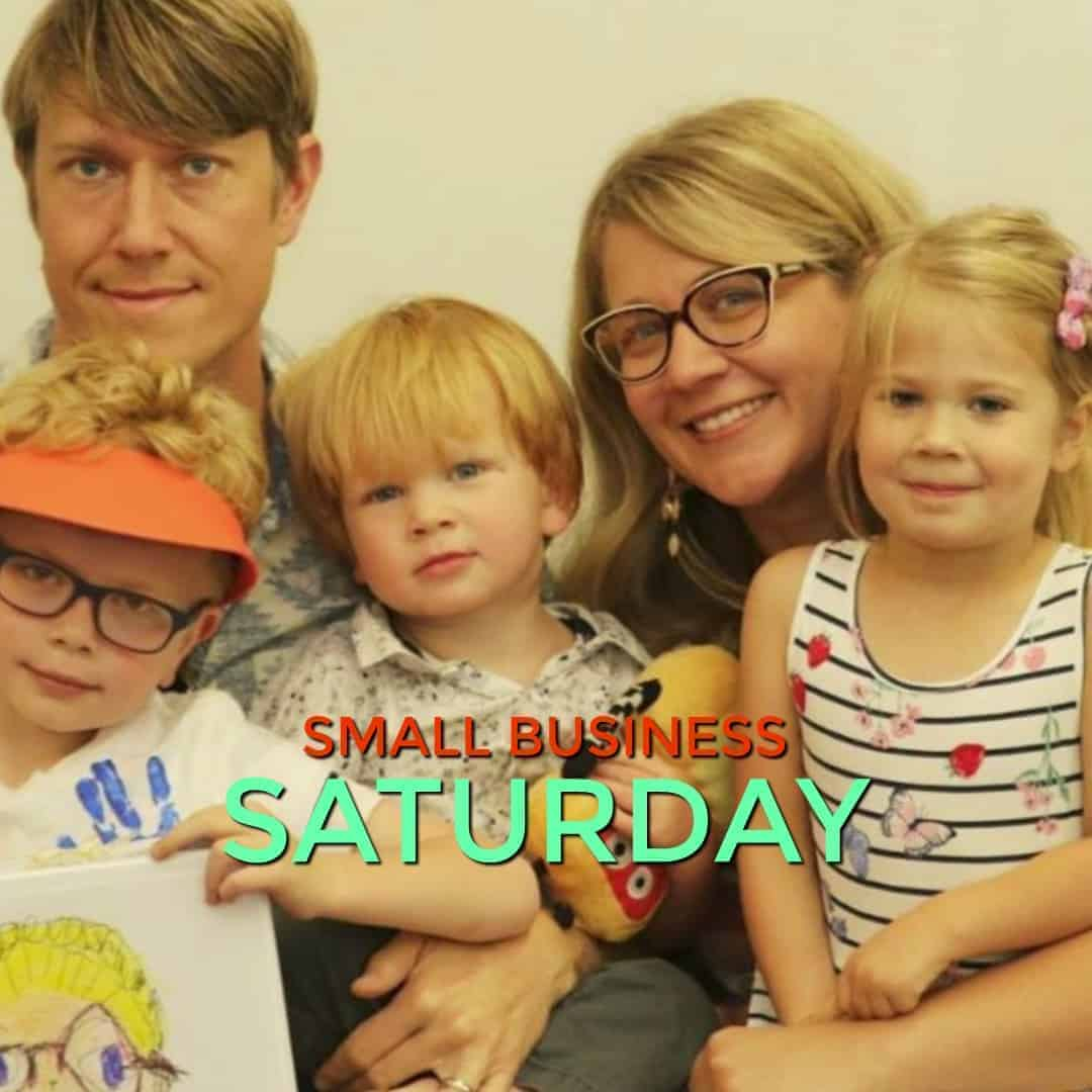 Our Small Business Story
