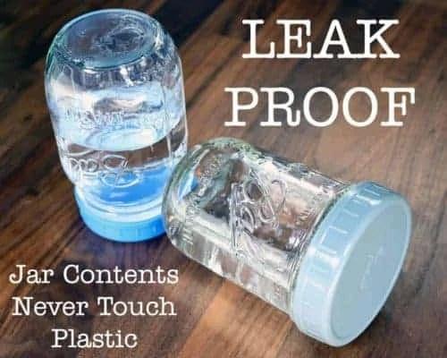 mason-jar-lifestyle-leak-proof-plastic-storage-lids-platinum-silicone-liners-regular-wide-mouth-wood