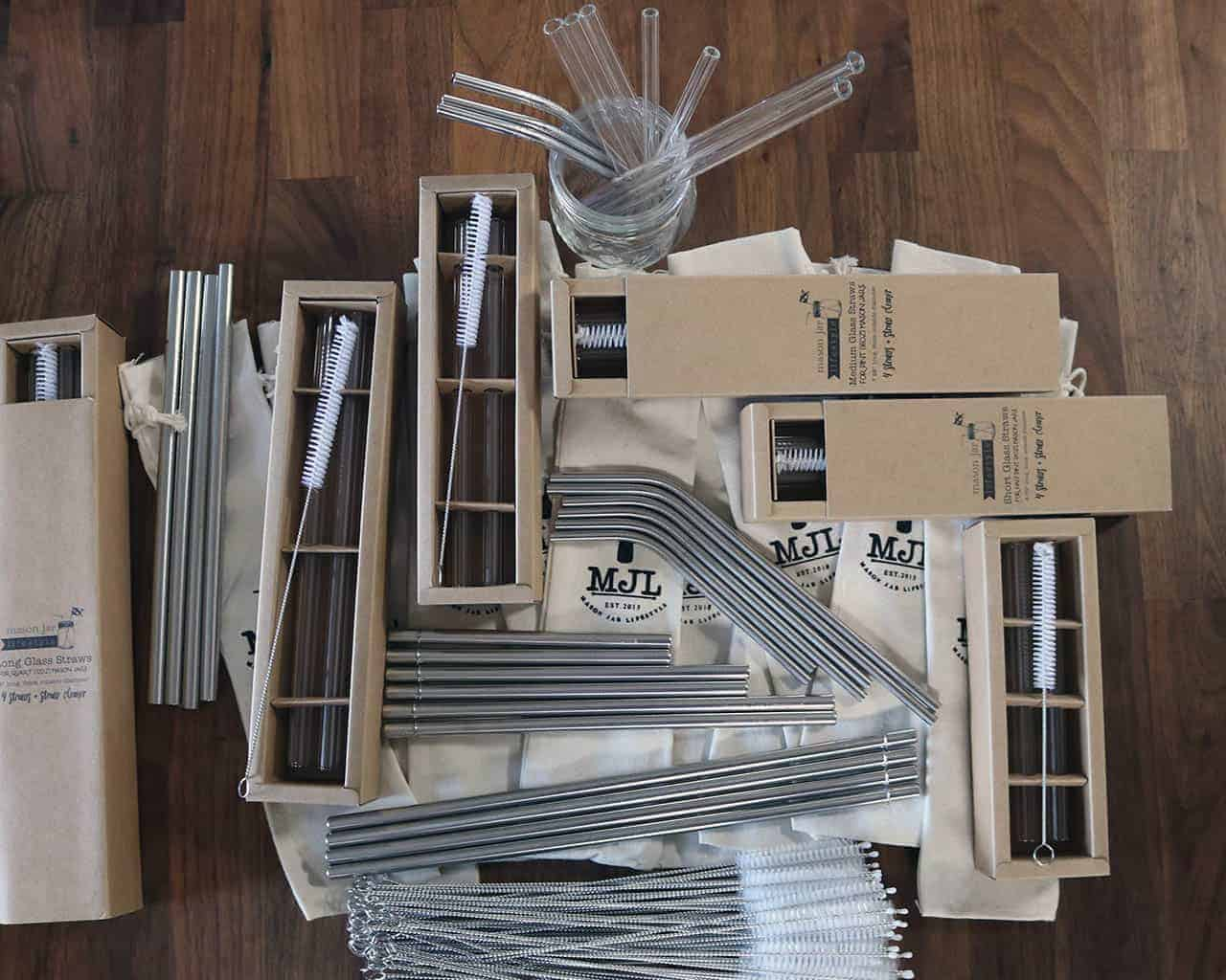 Reusable Straws & You: The ultimate guide to stainless steel, glass, and silicone straws