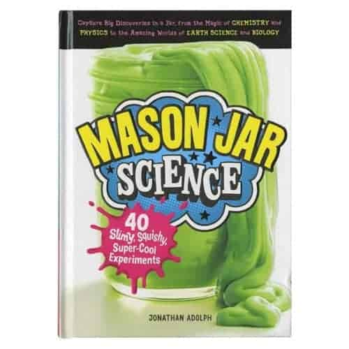 Mason Jar Science book cover