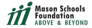 Mason Schools Foundation Logo