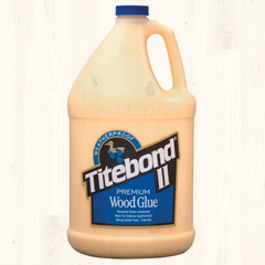 Titebond II Premium Wood Glue Image