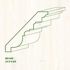 MC-549 3/4 x 4 5/8 Image