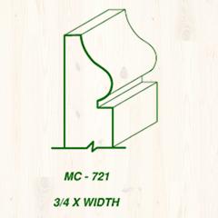 MC-721 3/4 x Width Image