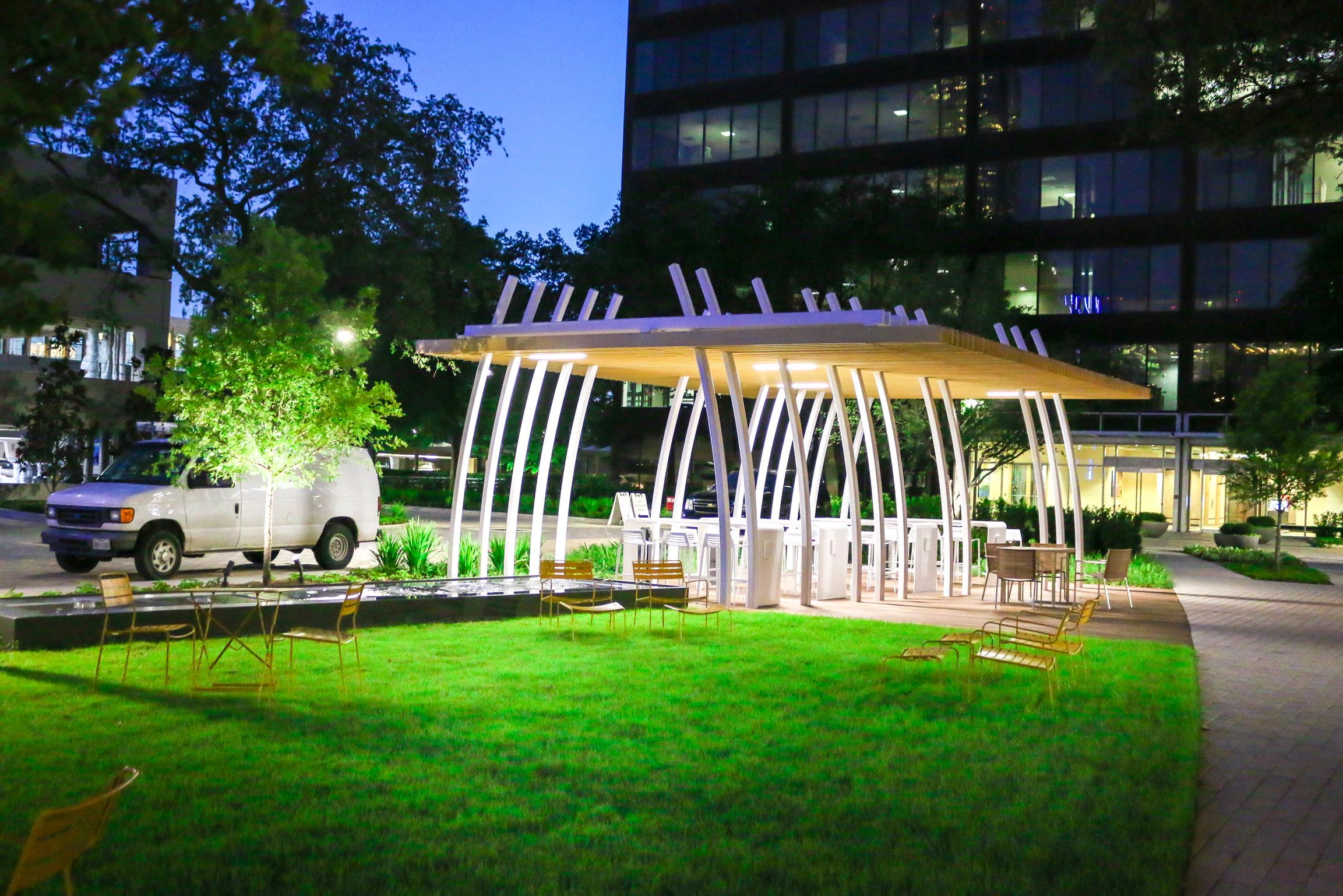 Houston Galleria Workplace Park