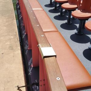 San Antonio River Walk Boat Rails3
