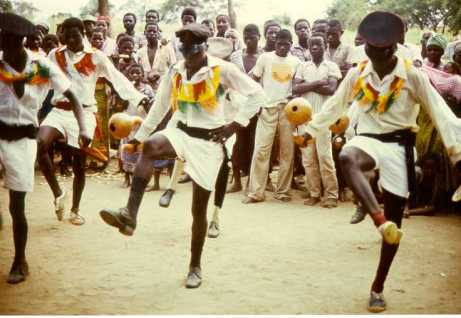 Zambian Traditional Dance