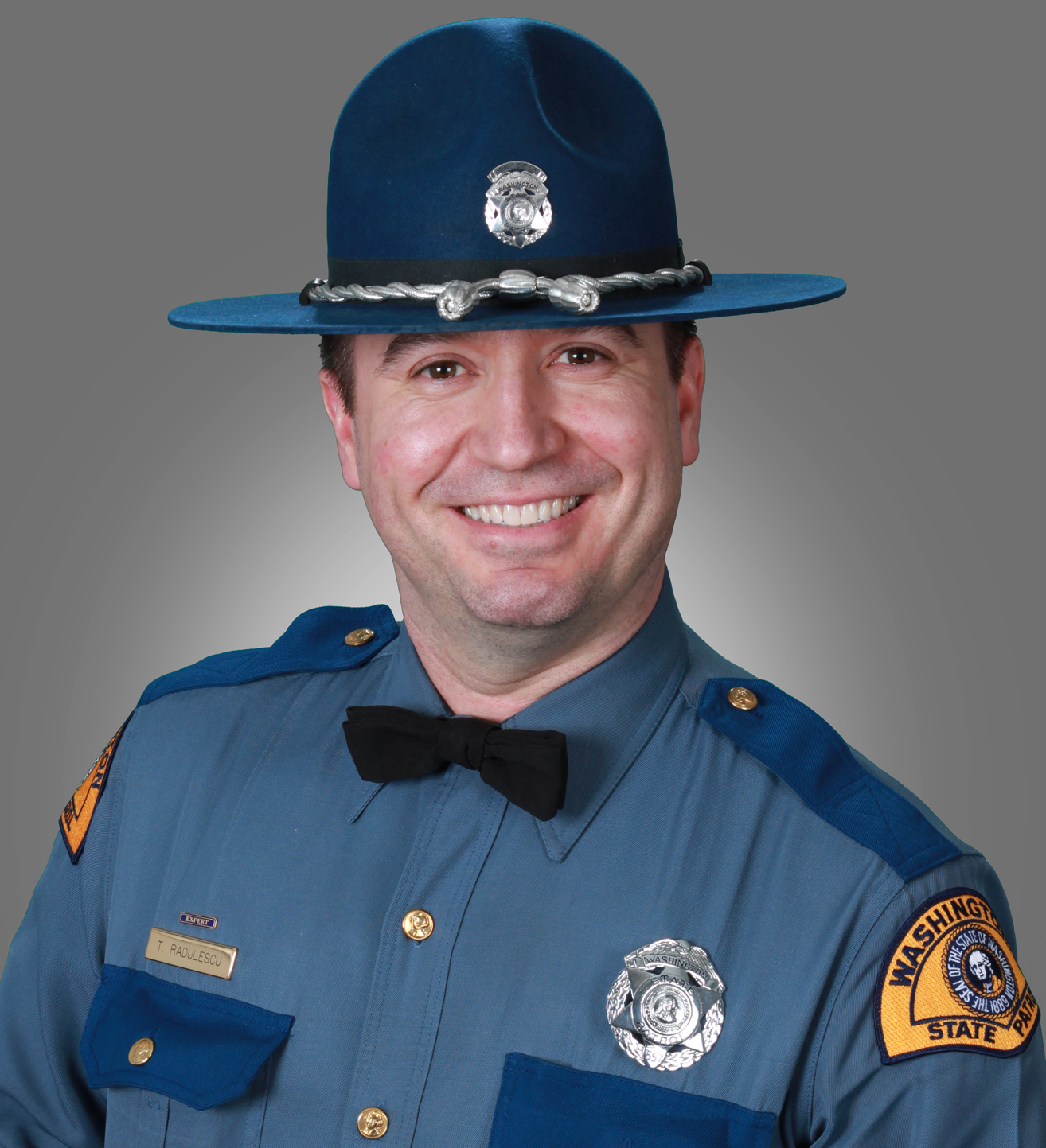 Wash State Lawmakers Honor Slain State Trooper