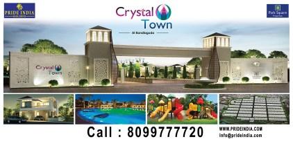 Crystal Town Hoarding-50x25-Ch-Gutta