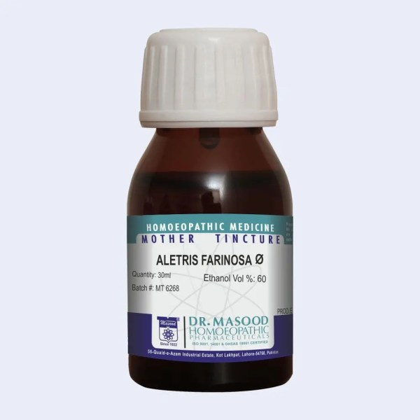 Mother Tincture of Alfalfa Q by Dr.Masood Homeopathic Pharma