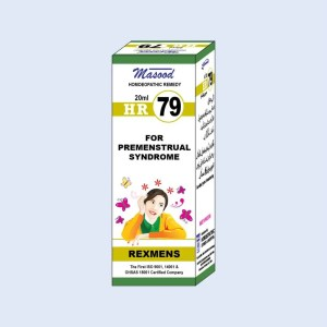 HR NO-79 (REXMENS) - Dr. Masood Homoeopathic Pharmaceuticals