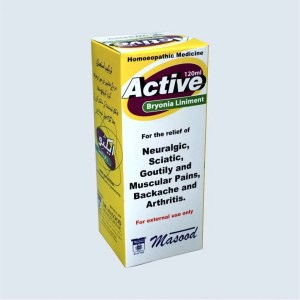 ACTIVE - Dr. Masood Homoeopathic Pharmaceuticals