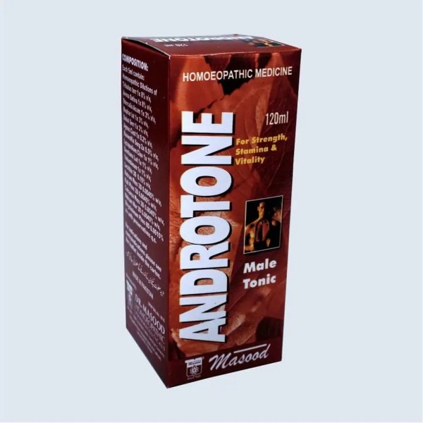 ANDROTONE - Dr. Masood Homoeopathic Pharmaceuticals