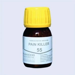 CT-55 PAIN KILLER - Dr. Masood Homoeopathic Pharmaceuticals