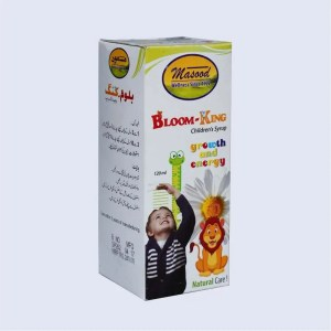BLOOM KING - Dr. Masood Homoeopathic Pharmaceuticals